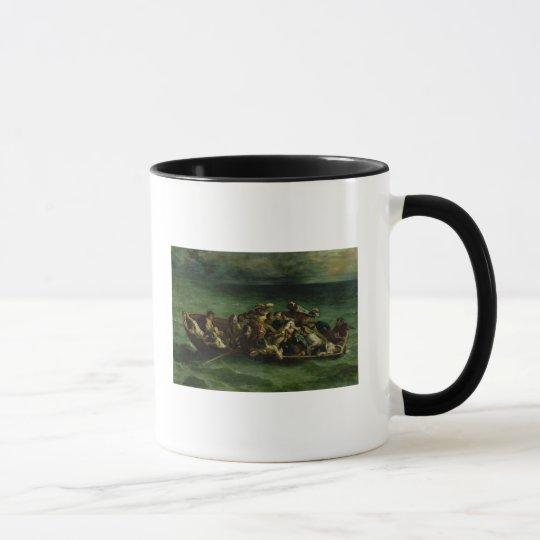 The Shipwreck of Don Juan, 1840 Mug