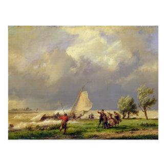 The Shipwreck Postcard