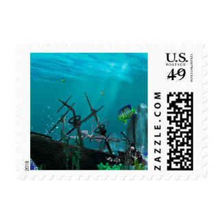 The Shipwreck Stamps