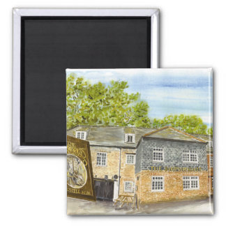 'The Shipwrights' Magnet