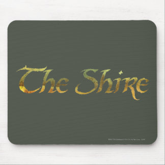 THE SHIRE™ Name Textured Mouse Pad