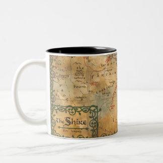 THE SHIRE™ Two-Tone COFFEE MUG
