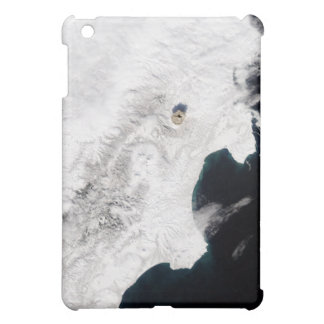 The Shiveluch Volcano in Kamchatka Krai, Russia iPad Mini Cover