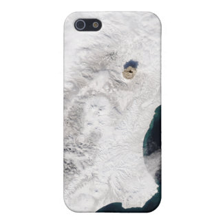 The Shiveluch Volcano in Kamchatka Krai, Russia Covers For iPhone 5