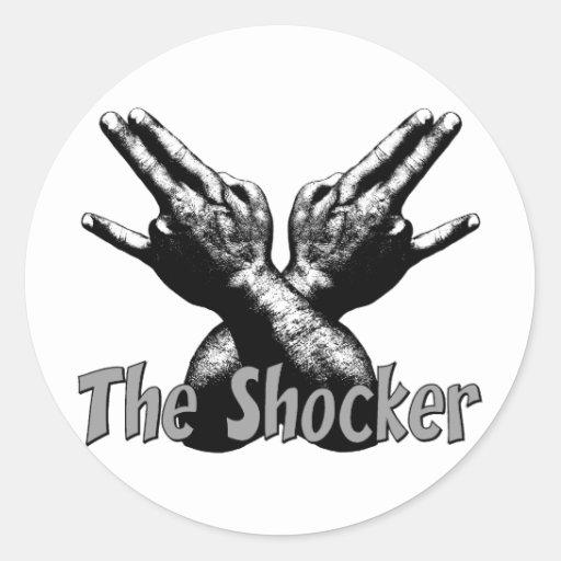 shocker hand