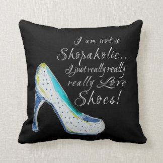 The Shoe Savvy Pillow