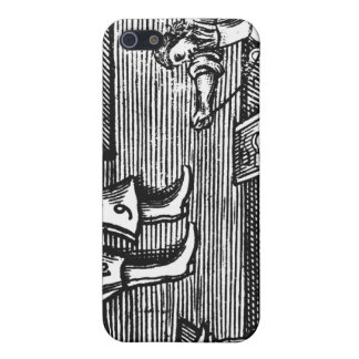 The Shoemaker Case For iPhone SE/5/5s