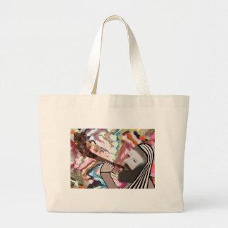 The Shofar Blast Canvas Tote Bag
