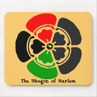 The Shogun of Harlem Mouse Pad