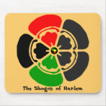 The Shogun of Harlem Mouse Pads