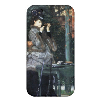 The shooting range by James Tissot iPhone 4 Case