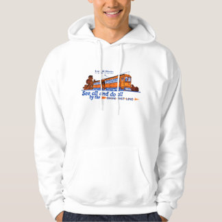 The Shore Fast Line Trolley Service Hoodie