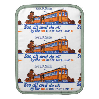 The Shore Fast Line Trolley Service Sleeve For iPads