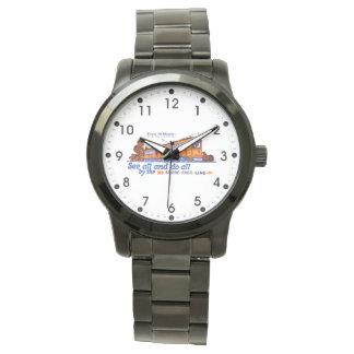 The Shore Fast Line Trolley Service Wrist Watch