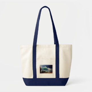 The Shore of the Turquoise Sea Tote Bag