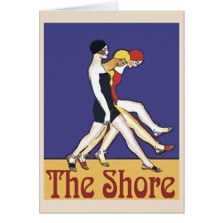 The Shore Walk Card