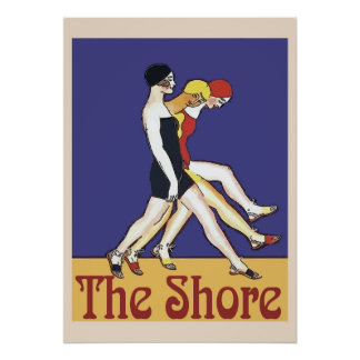 The Shore Walk Poster