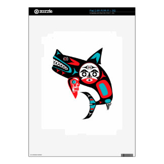 THE SHORES EEHOLD DECAL FOR THE iPad 2