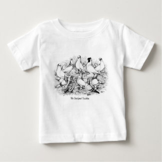 The Short-faced Tumblers Infant T-shirt
