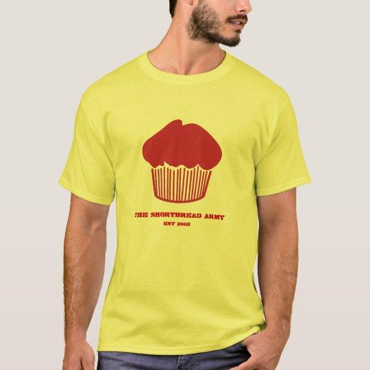 The Shortbread Army, EST 2003 T-Shirt