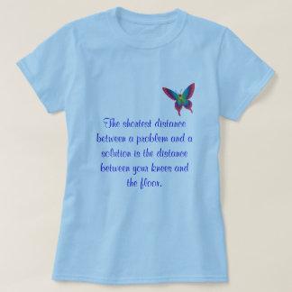 The shortest distance T-Shirt