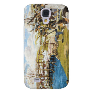 The Shot Heard 'Round the World Domenick D'Andrea Samsung Galaxy S4 Cases