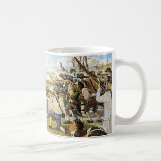 The Shot Heard 'Round the World Domenick D'Andrea Coffee Mug