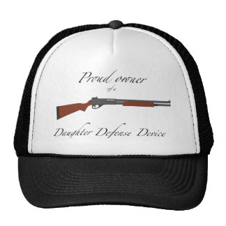 The Shotgun Parent Hats