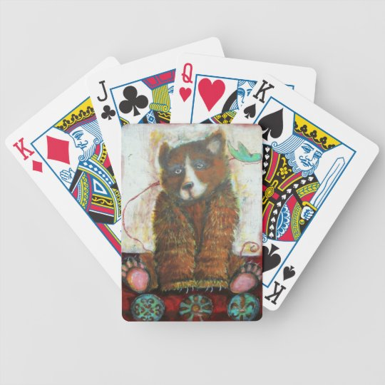 The Show Bicycle Playing Cards