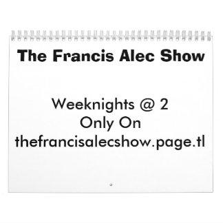 The Show Calendar