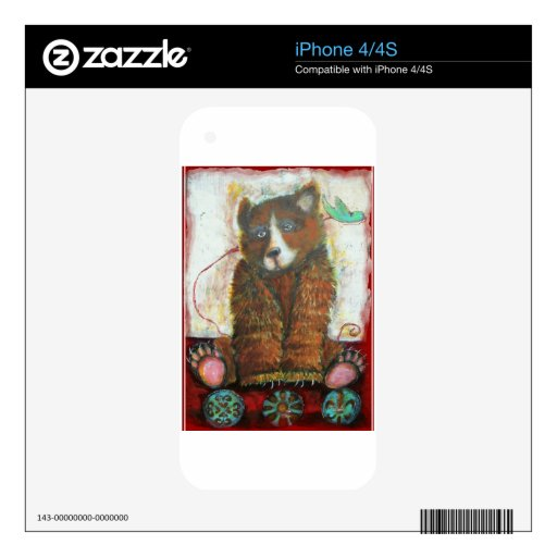 The Show iPhone 4S Skin