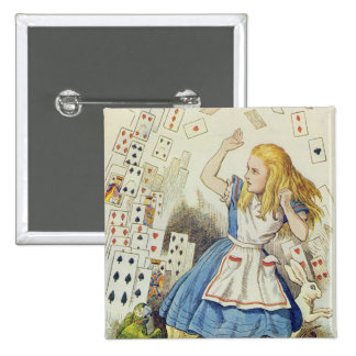 The Shower of Cards Pins