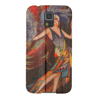 The Showgirl Galaxy S5 Cover