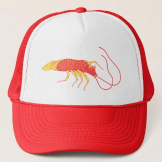 The shrimp 1 trucker hat