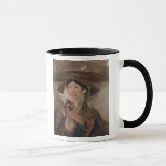 The Shrimp Girl, c.1745 Mug