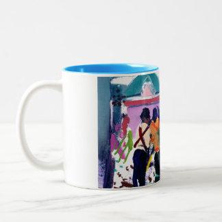 """""""The Shrine"""" Custom Mug"""