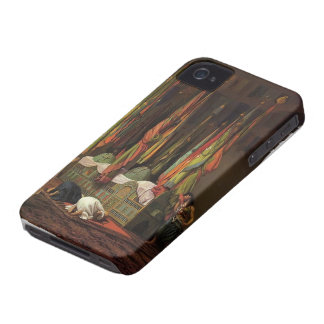 The Shrine of Imam Hussein by Jean-Leon Gerome Case-Mate iPhone 4 Case