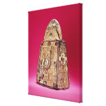 The shrine of St. Patrick's Bell Stretched Canvas Prints