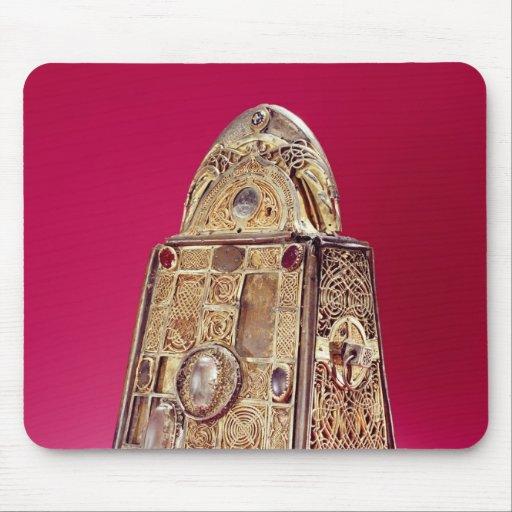 The shrine of St. Patrick's Bell Mousepads