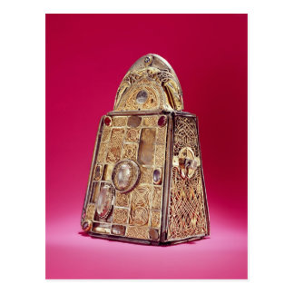 The shrine of St. Patrick's Bell Postcard