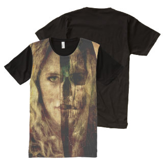 The Shroud All-Over Print T-shirt