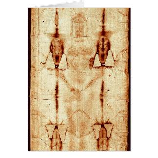 The Shroud of Turin Card
