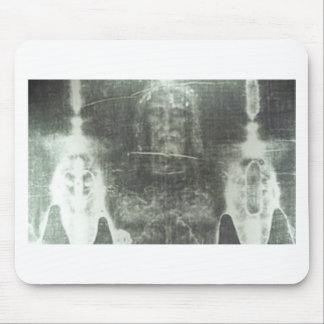 The Shroud Of Turin Mouse Pad
