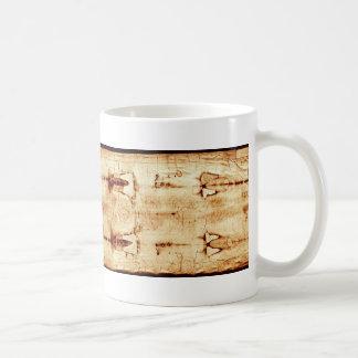 The Shroud of Turin Classic White Coffee Mug