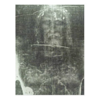 The Shroud Of Turin Postcard