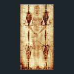 """The Shroud of Turin Stretched Canvas<br><div class=""""desc"""">The Shroud of Turin Stretched Canvas</div>"""