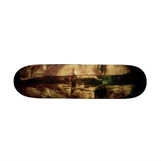 The Shroud Skate Board Deck