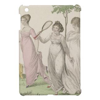 The Shuttlecock, plate 11 from 'Le Bon Genre', 180 iPad Mini Cases