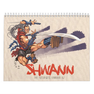 The SHWANN Universe Calendar