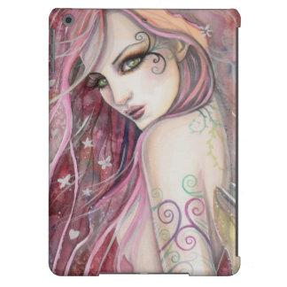 The Shy Flirt Fairy Modern Fantasy Art Case For iPad Air